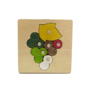 ぶどうトッテ付パズル(P-015-005)