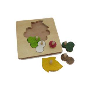 ぶどうトッテ付パズル(P-015-005)2