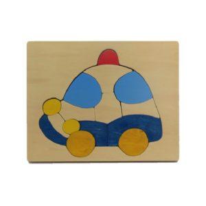 パトカーパズル(P-016-001)