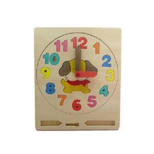 時計あそびパズル(P-028-005)2