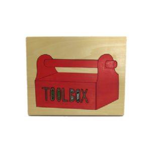 2段パズル・ツールボックス(P-028-004)