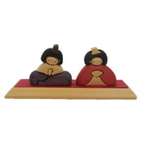 京びな 紅(M-015-001-r)